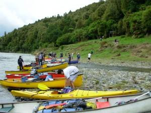 Canoe the Wanganui River with Yeti Tours